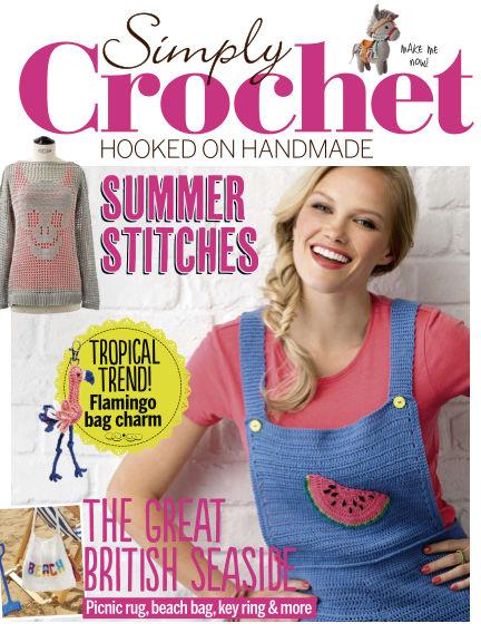 Simply Crochet June 22, 2017 00:00