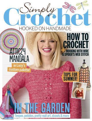 Simply Crochet Issue 60