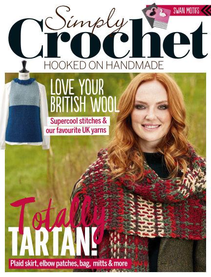 Simply Crochet September 14, 2017 00:00