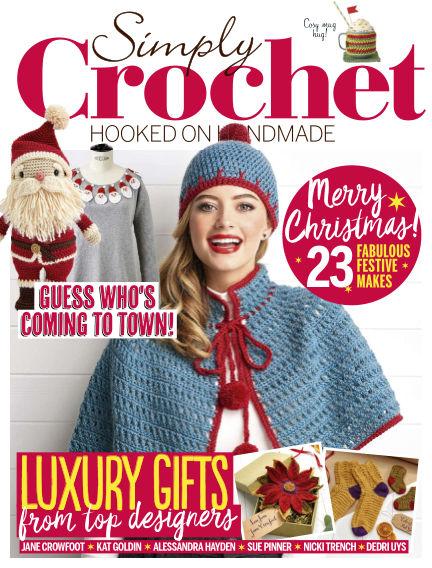 Simply Crochet November 09, 2017 00:00