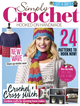 Simply Crochet Issue 65