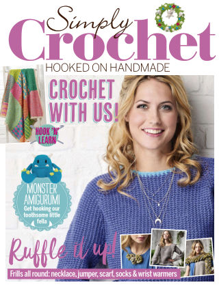 Simply Crochet Issue 68