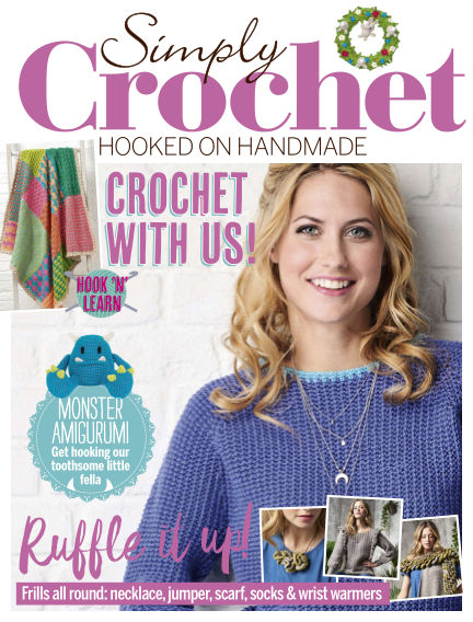 Simply Crochet February 22, 2018 00:00