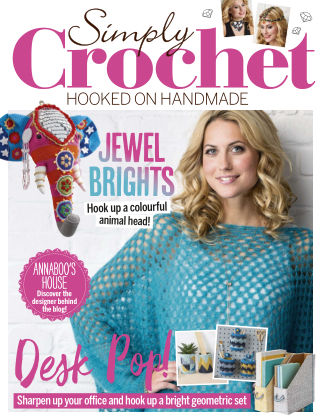Simply Crochet Issue 69