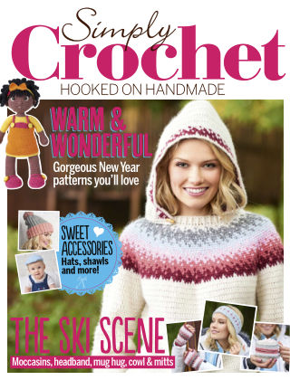 Simply Crochet Issue 66