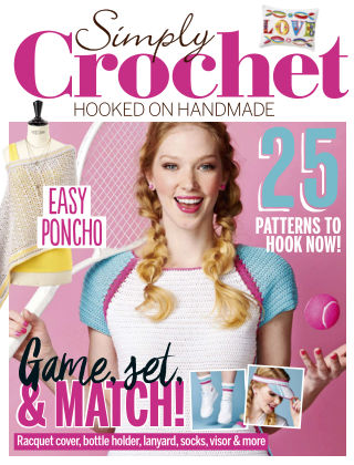 Simply Crochet Issue 71