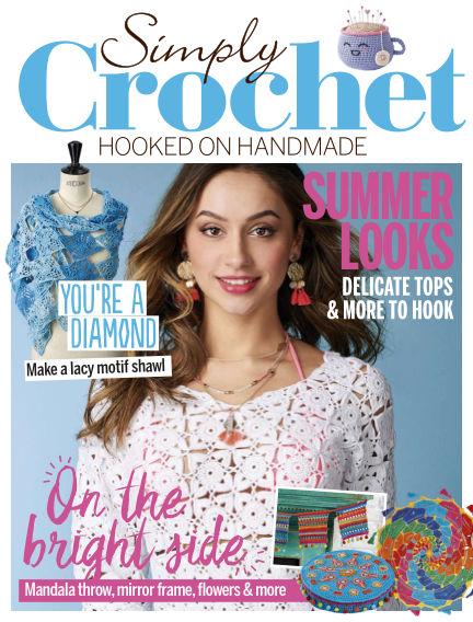 Simply Crochet June 14, 2018 00:00