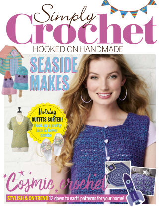 Simply Crochet Issue 74