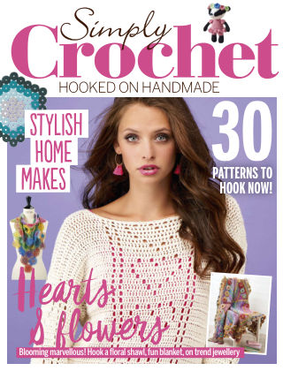 Simply Crochet Issue 75