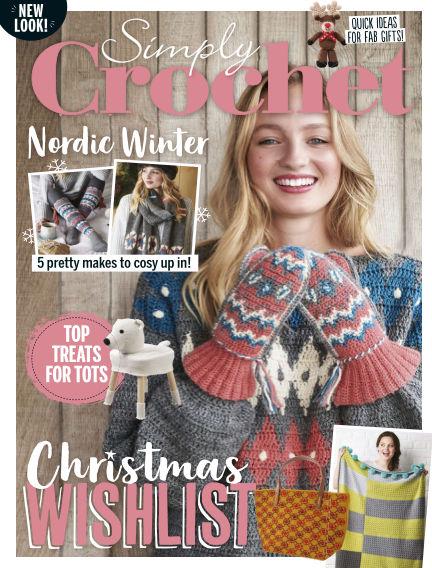 Simply Crochet September 27, 2018 00:00