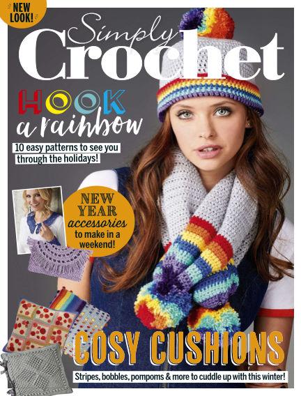 Simply Crochet November 22, 2018 00:00