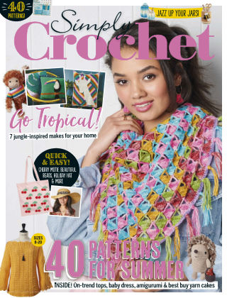 Simply Crochet Issue84