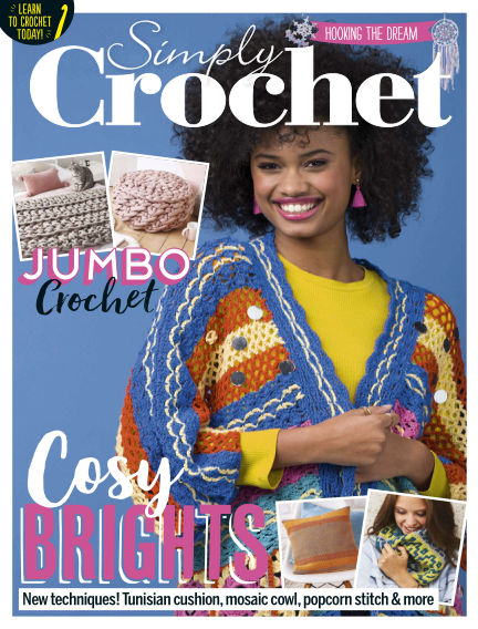 Simply Crochet January 22, 2019 00:00