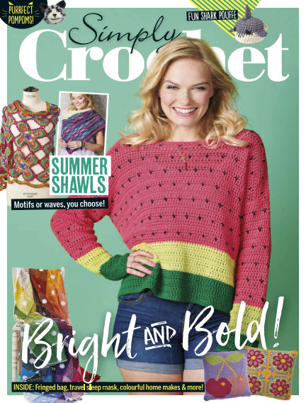 Simply Crochet August 01, 2019 00:00