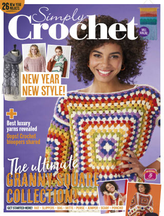 Simply Crochet Issue91