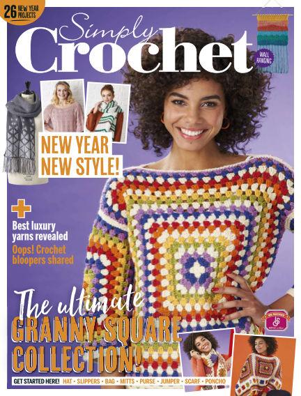 Simply Crochet December 17, 2019 00:00