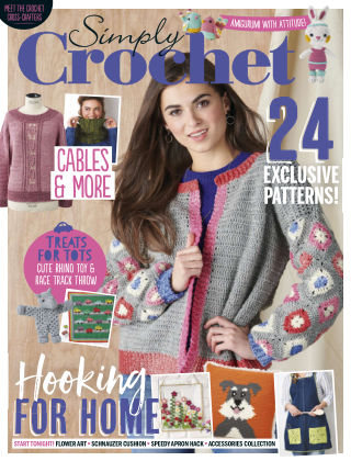 Simply Crochet Issue94