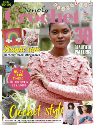 Simply Crochet Issue96