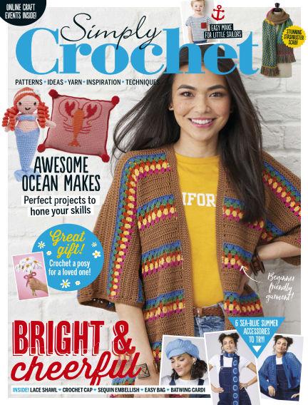 Simply Crochet May 07, 2020 00:00