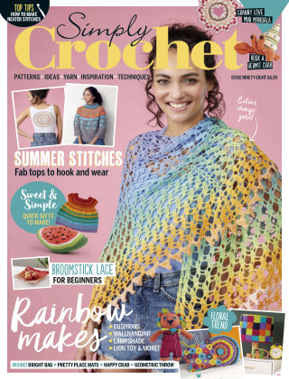 Simply Crochet Issue98
