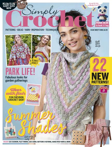 Simply Crochet July 02, 2020 00:00