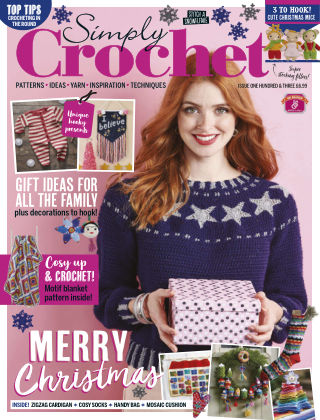 Simply Crochet Issue103