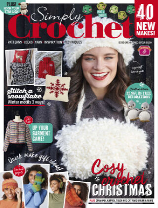 Simply Crochet Issue104