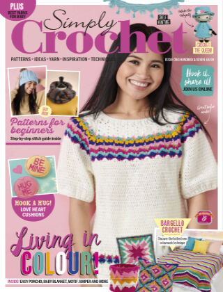 Simply Crochet Issue107