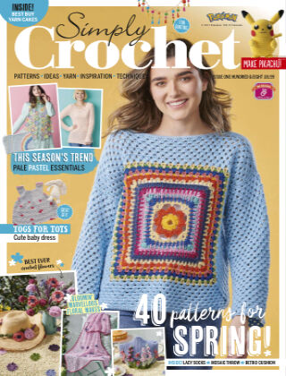 Simply Crochet Issue108