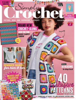 Simply Crochet Issue110