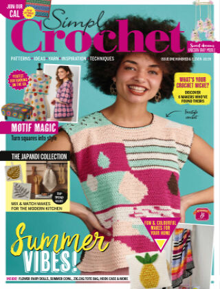 Simply Crochet Issue111
