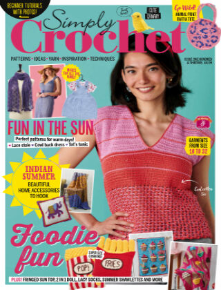 Simply Crochet Issue113