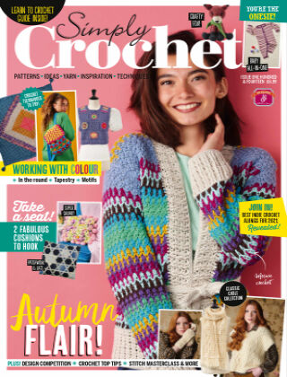 Simply Crochet Issue114