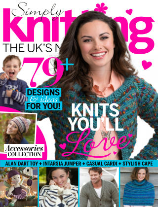 Simply Knitting January 2015