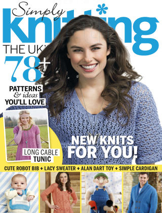 Simply Knitting Jun 2015