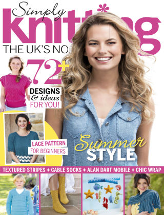 Simply Knitting Aug 2016