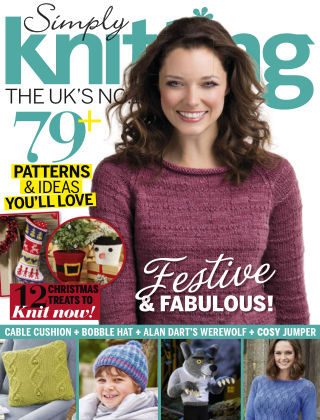 Simply Knitting Nov 2015