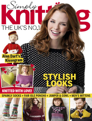 Simply Knitting Feb 2016
