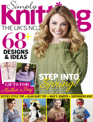 Simply Knitting Mar 2016