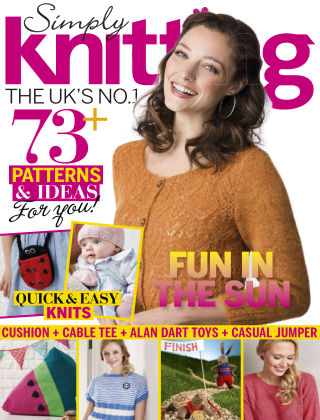 Simply Knitting Sep 2016