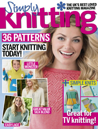 Simply Knitting Nov 2016