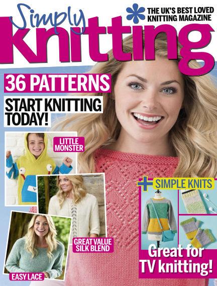Simply Knitting September 09, 2016 00:00