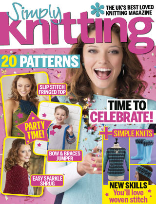 Simply Knitting January 2017