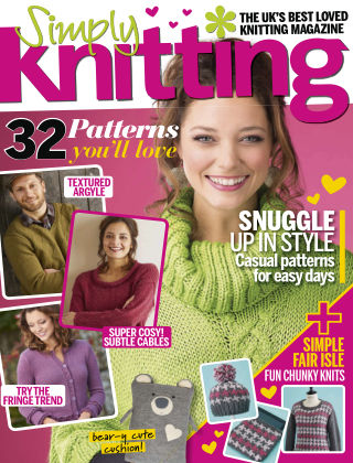 Simply Knitting Feb 2017
