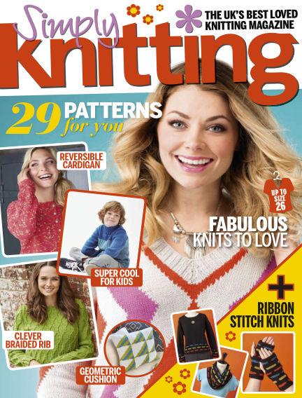 Simply Knitting February 03, 2017 00:00