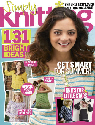 Simply Knitting August 2017