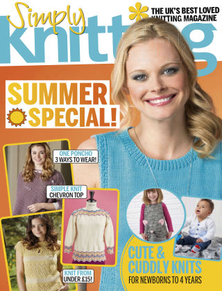 Simply Knitting September 2017