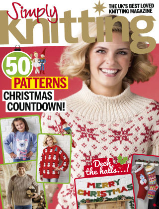 Simply Knitting Christmas 2017
