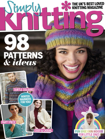 Simply Knitting December 08, 2017 00:00