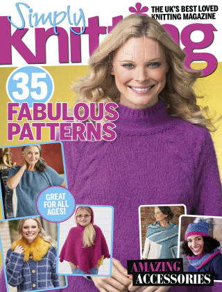 Simply Knitting February 2018
